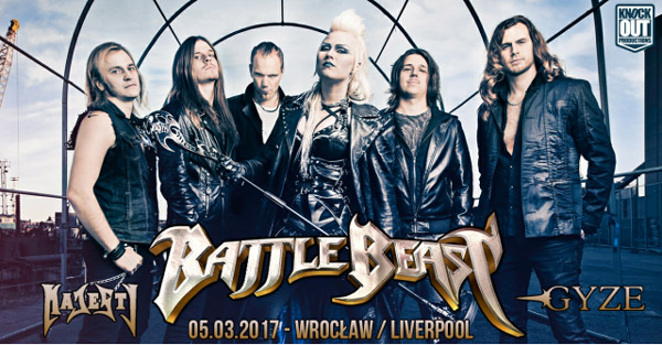 Battle Beast 5.03.17 edit