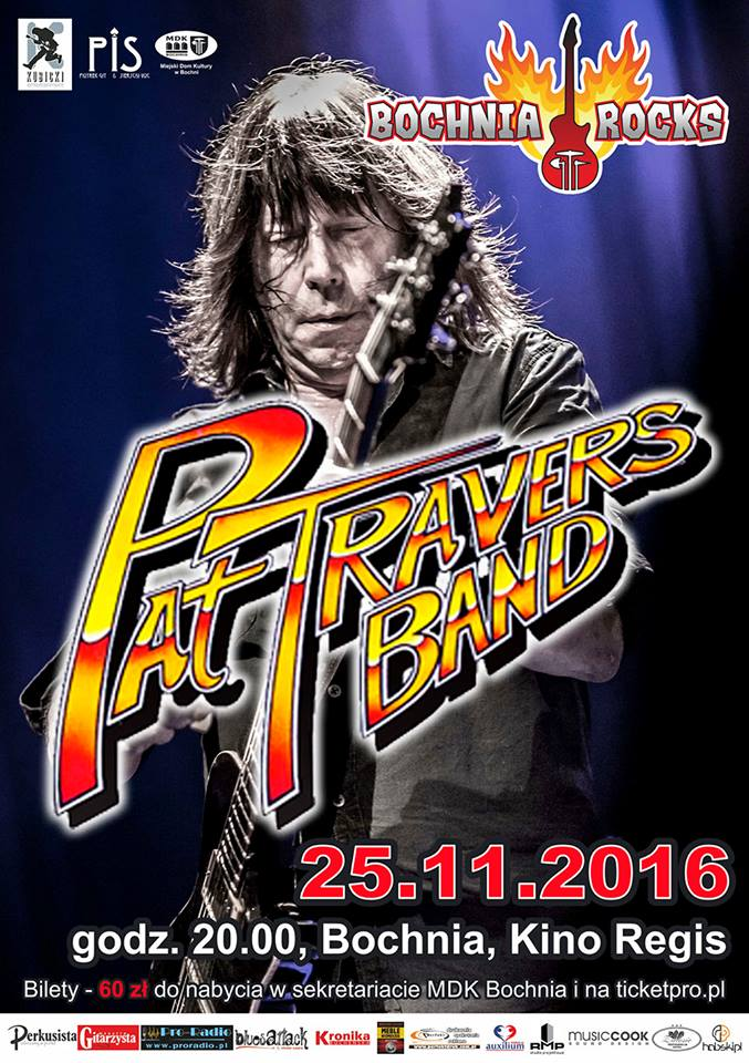 Pat Travers 25.11.16
