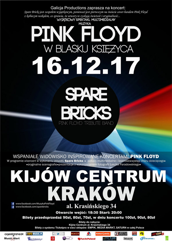 Pink Floyd Tribute Band 16.12.17 edit