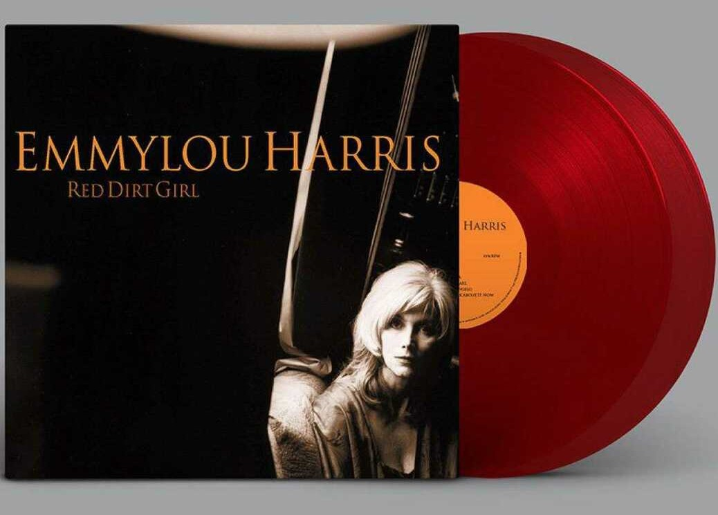 Emmylou Harris Red Dirt Girl 0075597917581 2