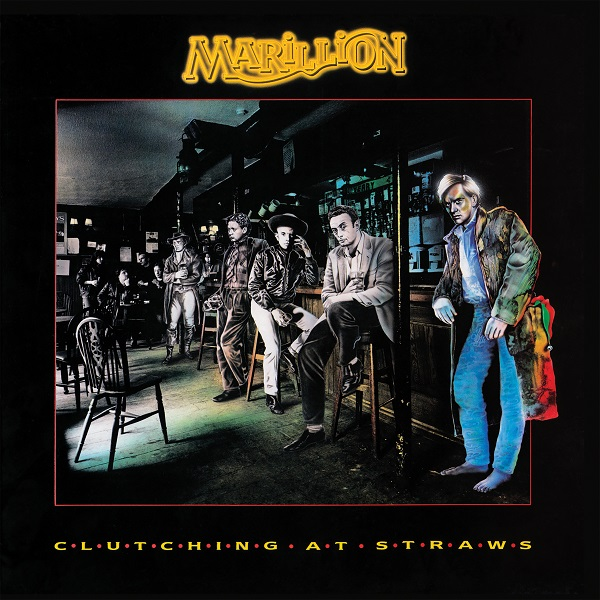 MARILLION Clutching At Straws 0190295605155