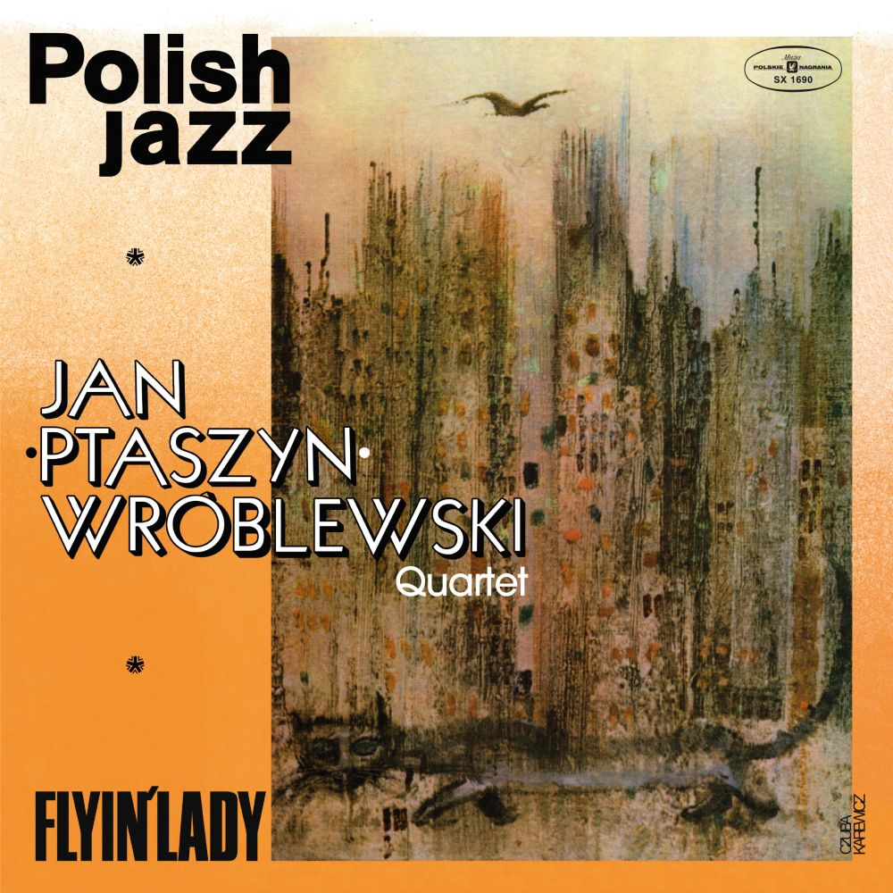 Ptaszyn Flyin Lady LP digital