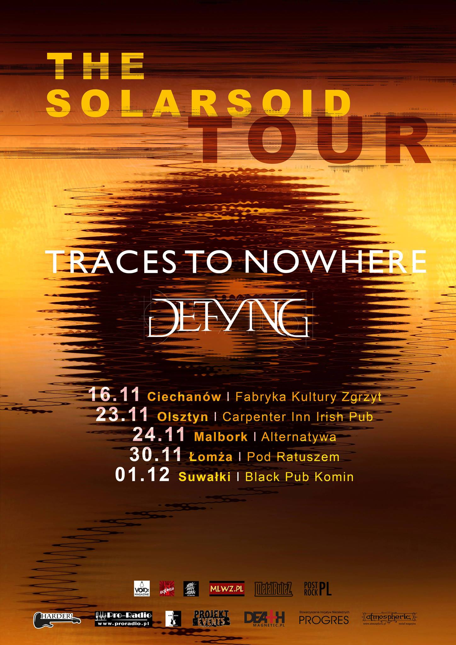 the solarsoid tour2018