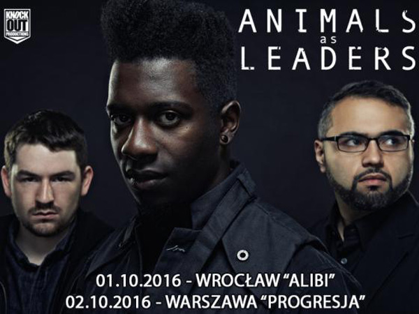 Animals As Leaders 2016