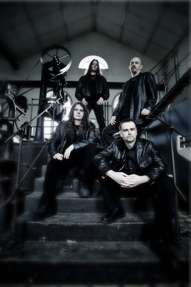 Blind Guardian stairs