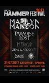 Metal Hammer Festival 2017 / 21.07.2017 / Katowice / Spodek