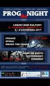 Prog The Night w ŁDK