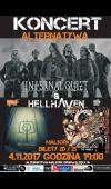 4.11.2017 / Internal Quiet i HellHaven / Malbork