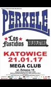 Perkele / 21.01.17 / Katowice / Mega Club
