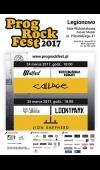 ProgRockFest 2017 / 24-25.03.17 / Legionowo / Sala Widowiskowa