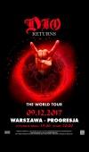 Dio Returns / 09.12.2017 / Warszawa / Progresja