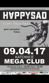 Happysad / 09.04.17 / Katowice / Mega Club