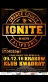 Ignite / 09.12.16 / Kraków / Klub Kwadrat