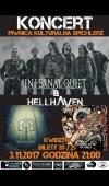 3.11.2017 / Internal Quiet i HellHaven / Kwidzyn