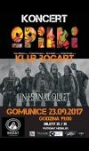 Internal Quiet i Opiłki / 23.09.2017 / Gomunice