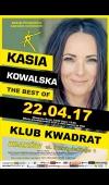 Kasia Kowalska / 22.04.17 / Kraków / Kwadrat