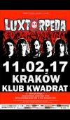 Luxtorpeda / 11.02.17 / Kraków / Kwadrat