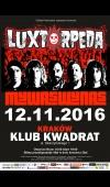Luxtorpeda / 12.11.16 / Kraków / Klub Kwadrat